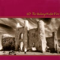 U2 - The Unforgettable Fire - (VGC+)